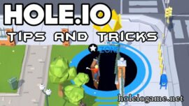 5 Top Hole.io Tips and Tricks
