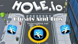 Hole.io Cheats And Tips For The Beginner