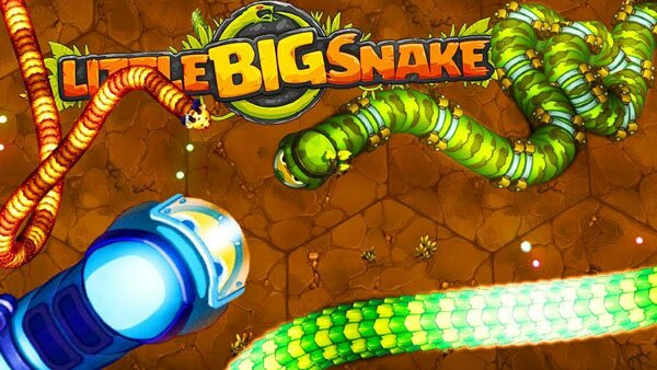 Play LittleBigSnake.io Unblocked Online